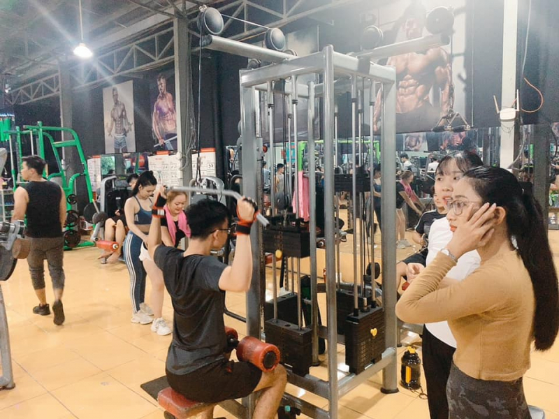 Thanh Long Gym And Zumba