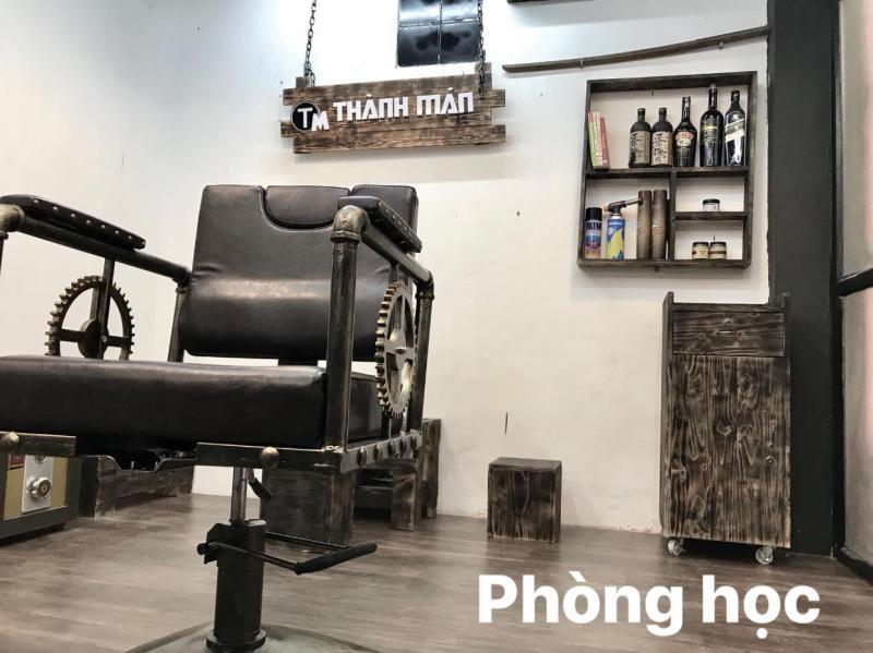 Thành Mán barbershop