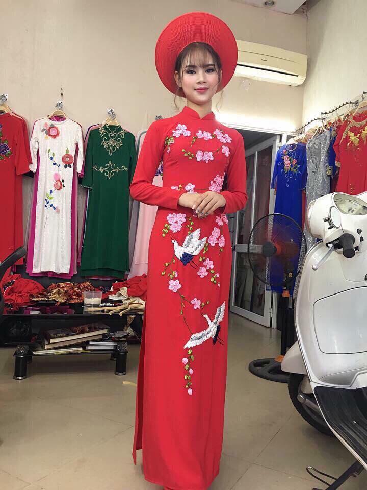 Thanh Nga - Makeup, bán và cho thuê áo dài