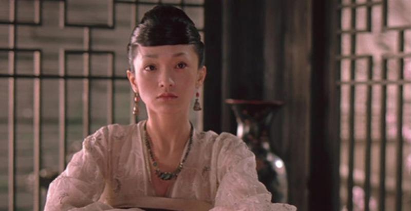 Châu Tấn trong vai Thanh Nữ