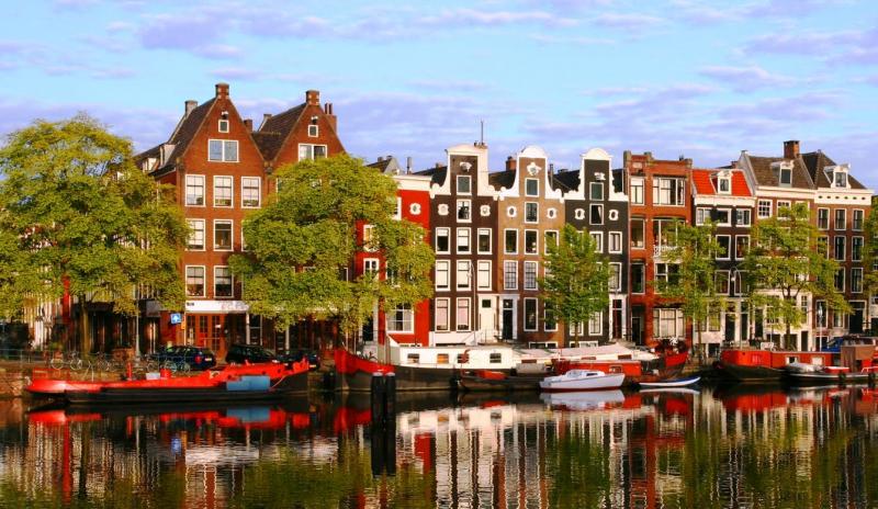 Thành phố Amsterdam, Hà Lan