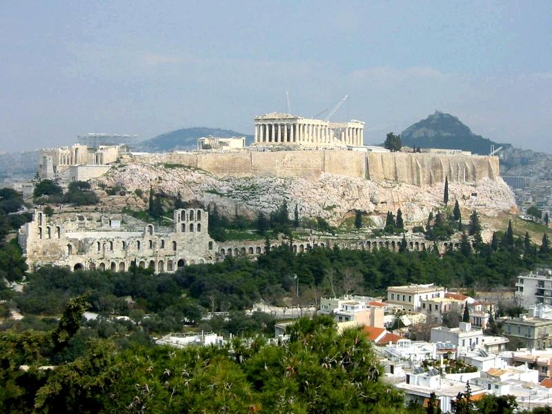 Thành phố Athens