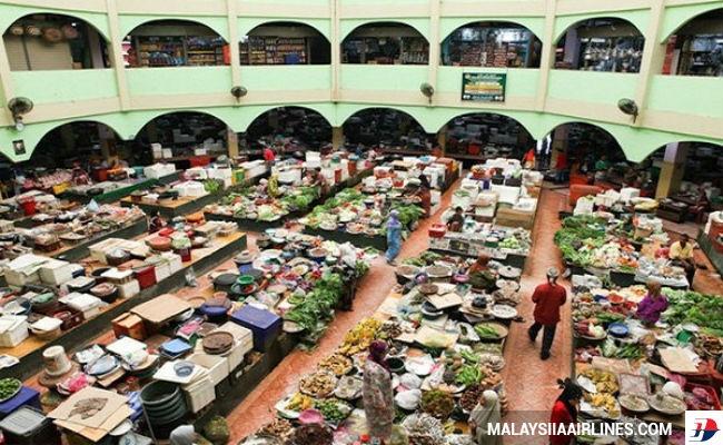 Thành phố Kota Bharu - thiên đường ẩm thực