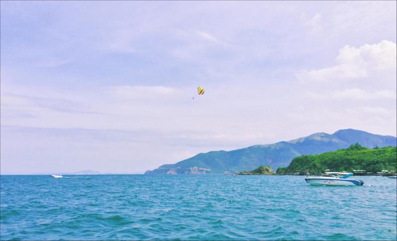 Khu du lịch Vinpearl nằm trên đảo Hòn Tre - Ảnh minh họa (Nguồn Internet)