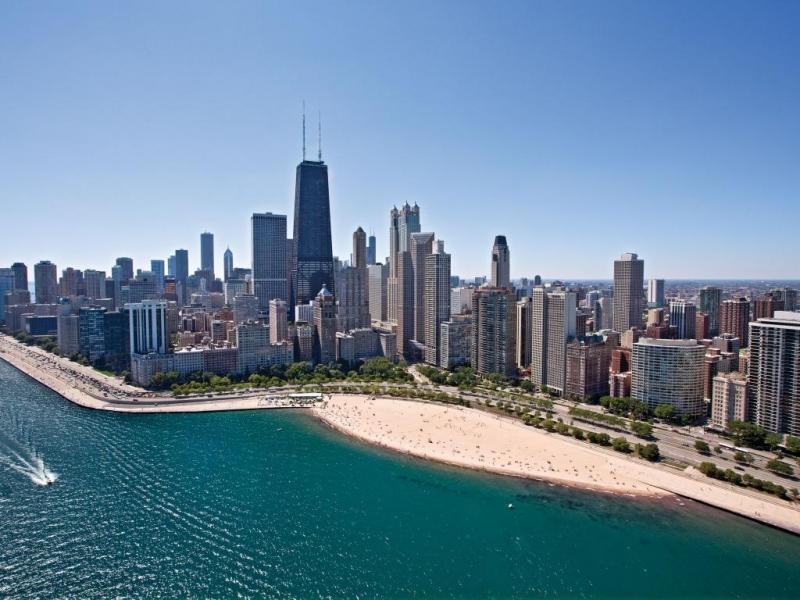 Thành phố Chicago - thành phố của gió