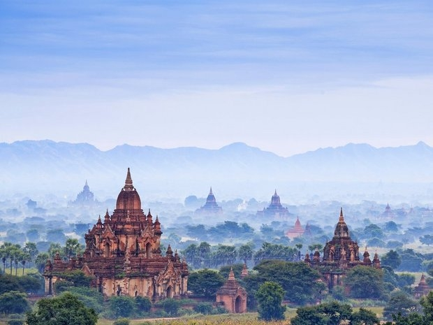 Thành phố cổ Bagan (Myanmar)