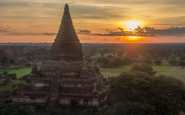 Thành phố cổ Bagan, Myanmar