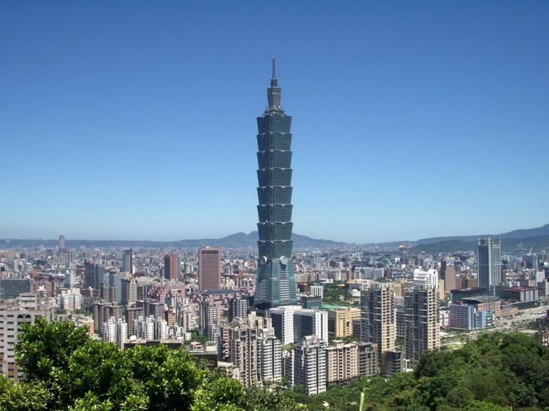 Thành phố Đài Bắc là thành phố có mức phát triển kinh tế đột biến, nằm tại  khu vực đảo Đài Loan