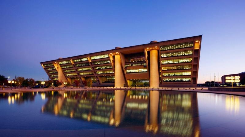 Sân bay quốc tế Dallas Forth Worth