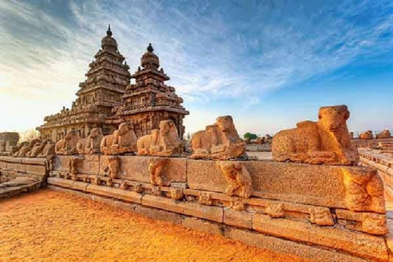 Thành phố đền Mahabalipuram