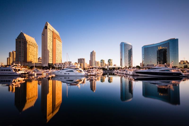 San Diego tọa lạc tại bang California, Mỹ.