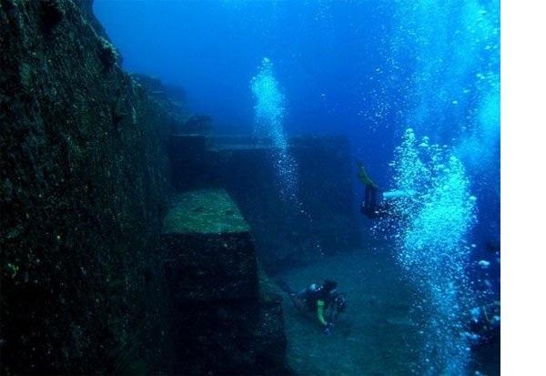 Khu tàn tích này ước tính khoảng 8.000 năm tuổi