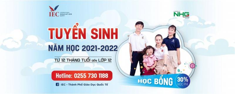 Thành Phố Giáo Dục Quốc Tế - IEC Quảng Ngãi