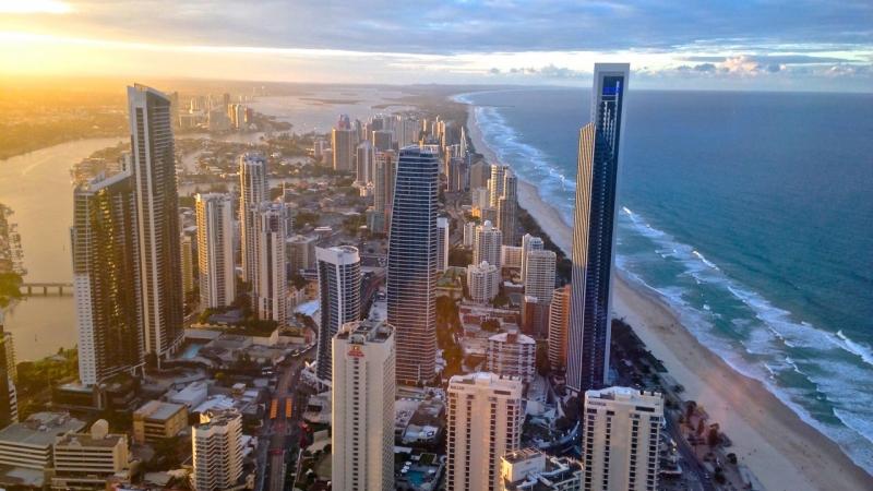 Gold Coast là một trong những thành phố đông dân bậc nhất tại Australia