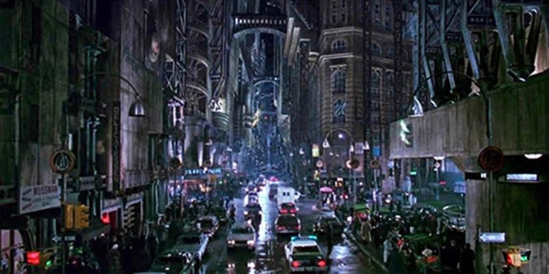 Thành phố Gotham - Batman
