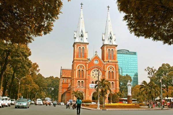 Một thành phố Hồ Chí Minh trẻ trung