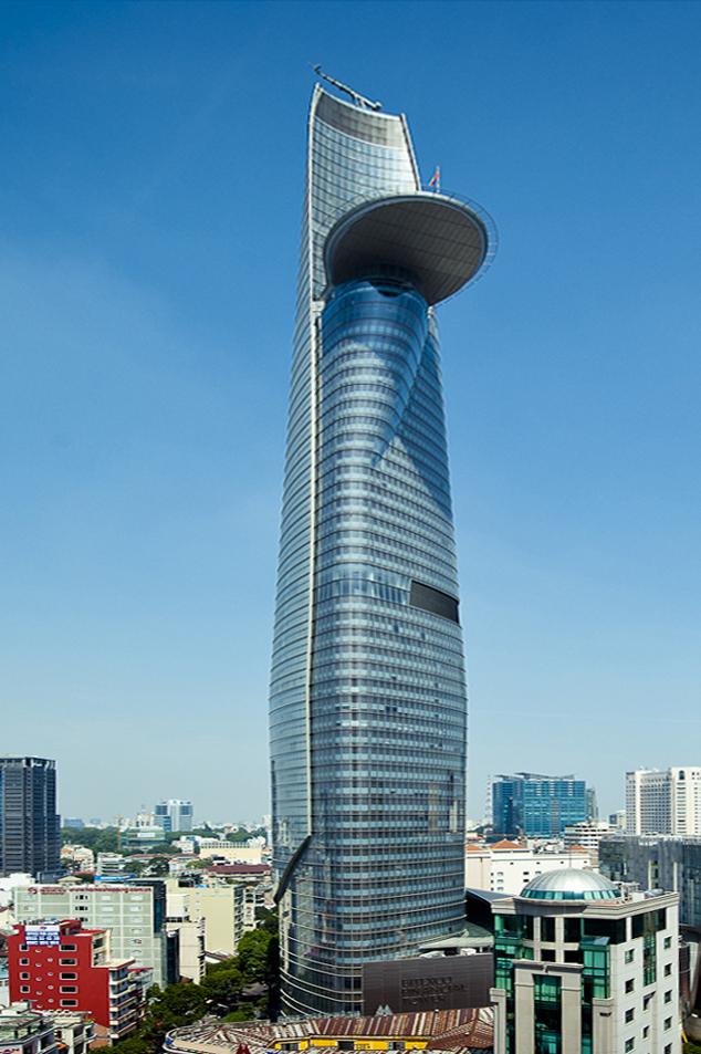 Tòa tháp Bitexco - Thành phố Hồ Chí Minh