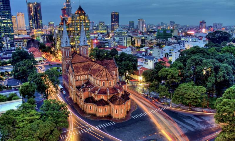 Thành phố Hồ Chí Minh, Việt Nam