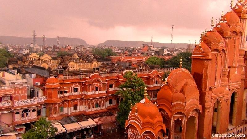 Thành phố hoàng cung - Jaipur