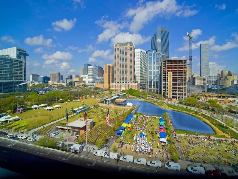 Thành phố Houston - thành phố của năng lượng