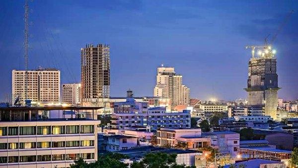Top 10 thành phố đông dân nhất Thái Lan hiện nay