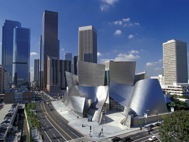Thành phố Los Angeles - kinh đô ánh sáng