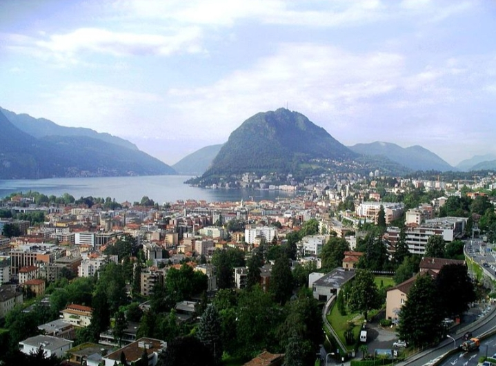 Thành phố Lugano