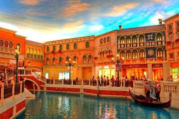 Thành phố Macau - Trung Quốc