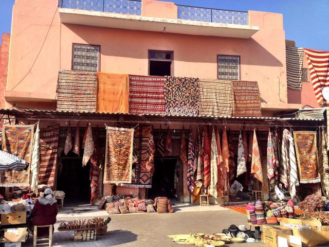 Thành phố Marrakech