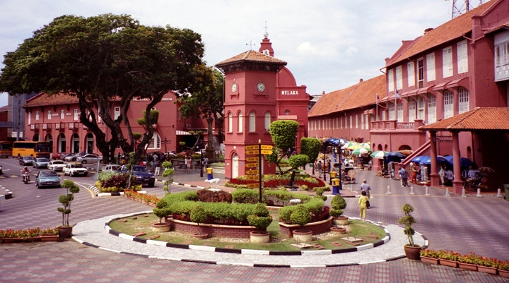 Thành phố Malacca (Melaka) tươi đẹp