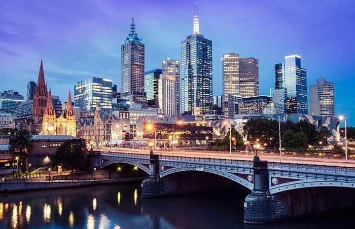 Thành phố Melbourne đứng thứ 2 trong danh sách những thành phố đông dân nhất của Australia