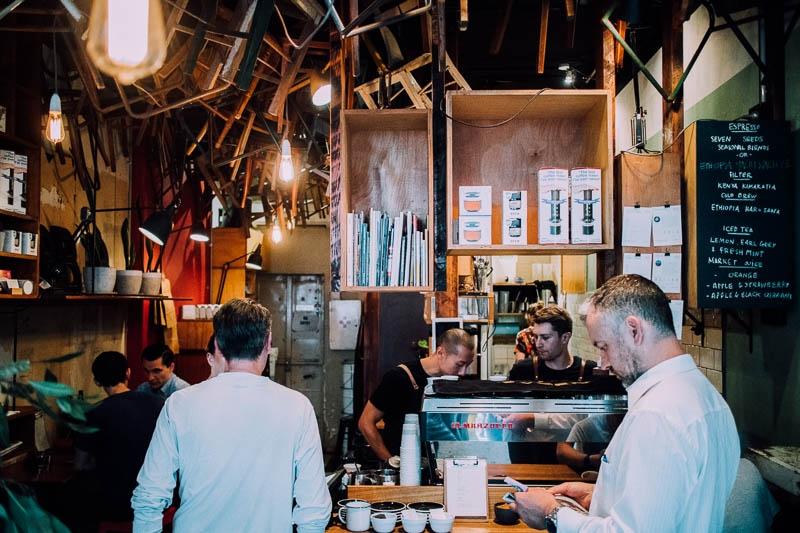 Latte và cà phê sữa là hai món đồ uống được yêu thích nhất tại Melbourne