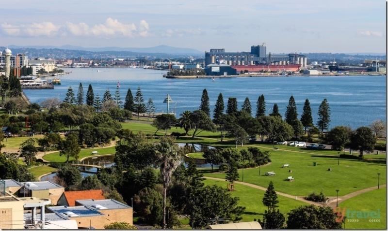 Thành phố Newcastle xếp thứ bảy trong danh sách những thành phố đông dân nhất của Australia