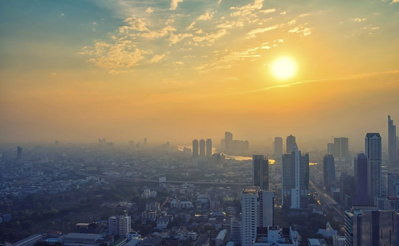 Thành phố nóng nhất thế giới