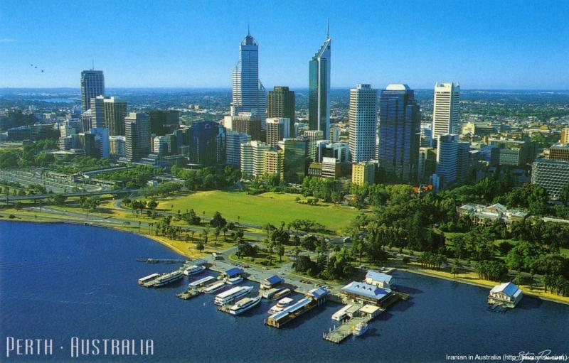 Thành phố Perth là một trong những điểm thu hút khách du lịch nổi tiếng của đất nước Australia