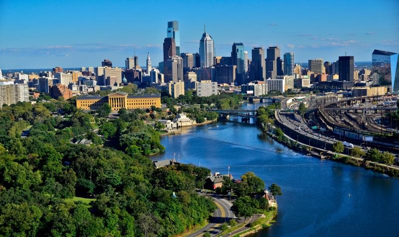 Thành phố Philadelphia được xem là