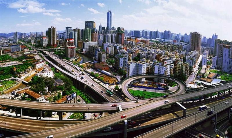 Thành phố Quảng Châu có những đóng góp trực tiếp cho sự phát triển vượt bật của nền kinh tế Trung Quốc