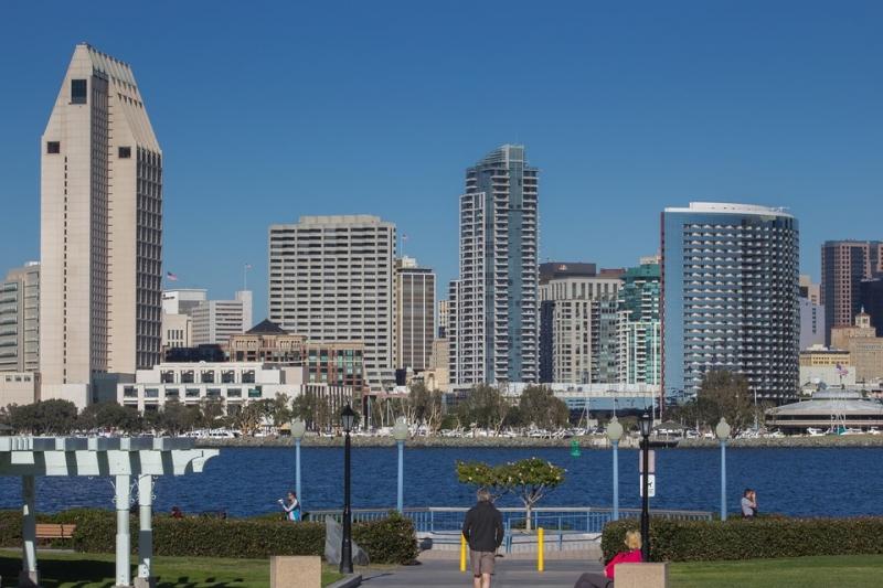 Thành phố San Diego - thành phố của biển