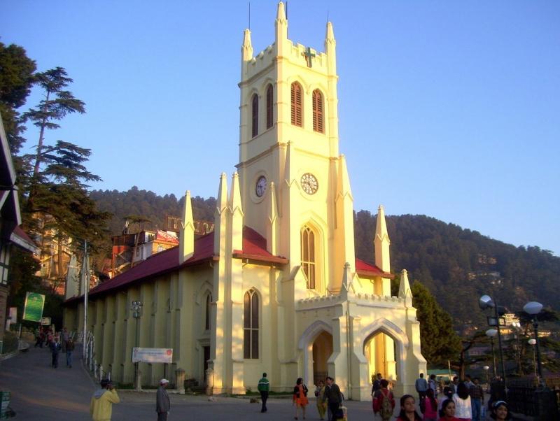 Thành phố Shimla