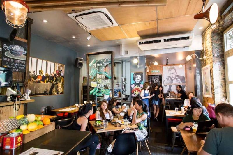 Người dân Đài Loan rất yêu thích các loại cà phê được pha chế