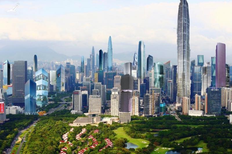Thâm Quyến là một trong những thành phố có mức thu nhập bình quân (GDP/người) cao của Trung Quốc
