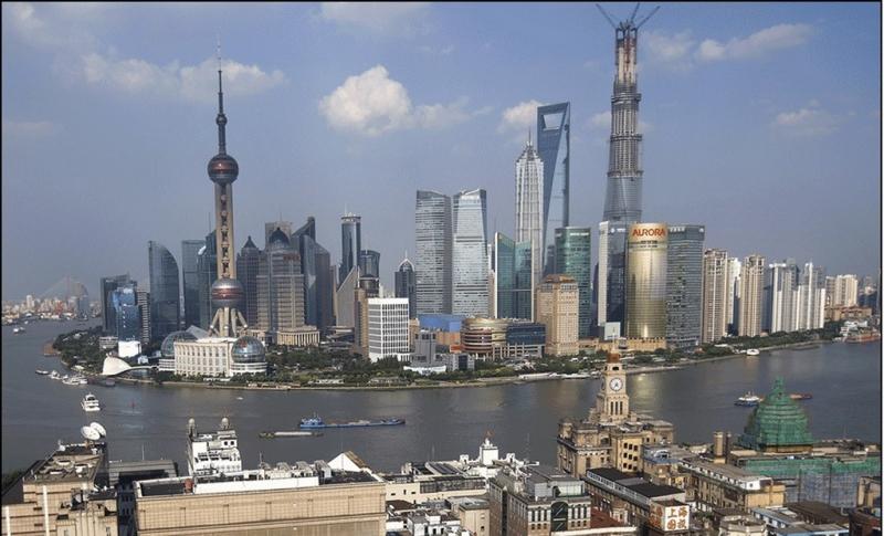 Thượng Hải được mệnh danh là thành phố lớn nhất và cũng là thành phố giàu có bậc nhất tại Trung Quốc