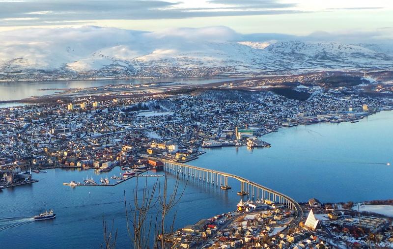 Thành phố Tromso