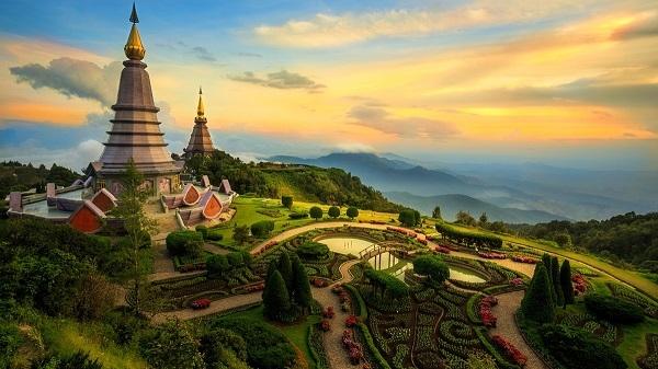 Chiang Mai xinh đẹp, yên bình