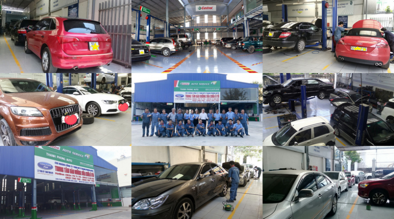 Thanh Phong Auto - Nơi Chuyên BẢO DƯỠNG & SỬA CHỮA ÔTÔ CHUYÊN NGHIỆP TẠI TPHCM
