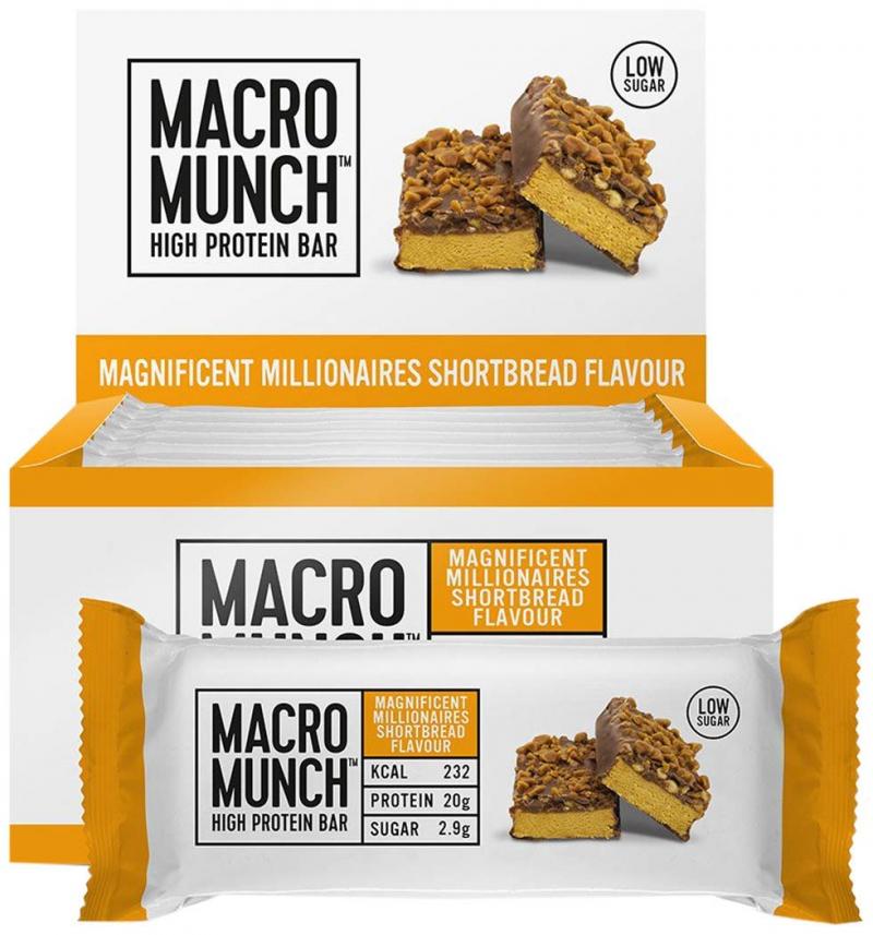 Thanh protein Macro Munch