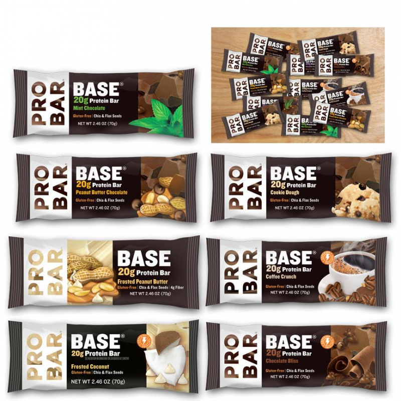 Thanh protein Pro Bar Base