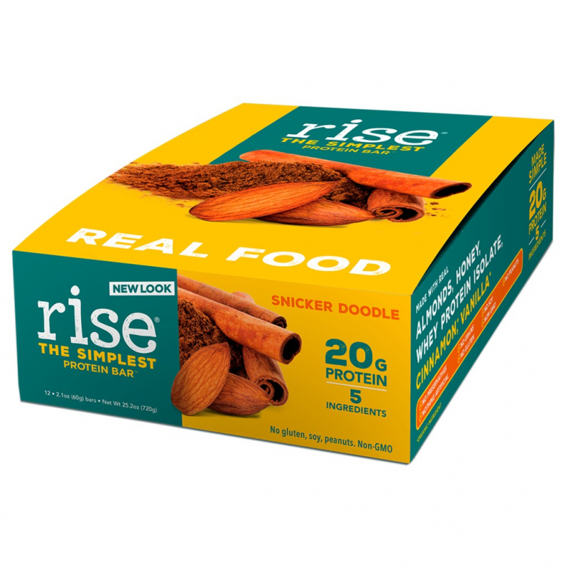 Thanh protein Rise Bar