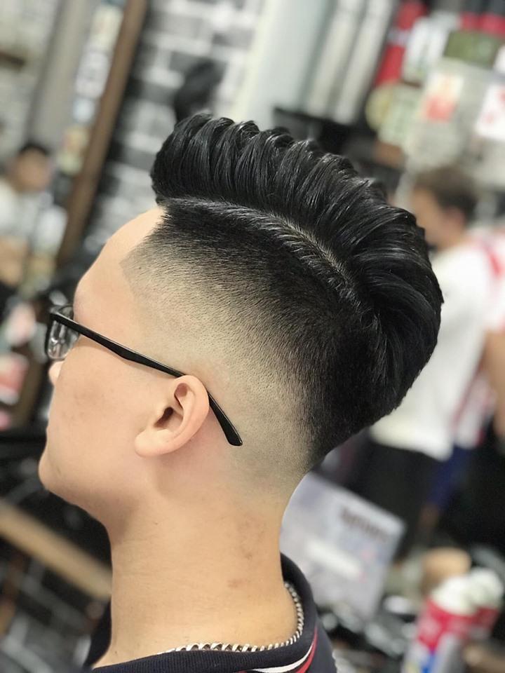 Thành the Barber là cái tên quen thuộc trong giới cắt tóc nam tại Hải Dương