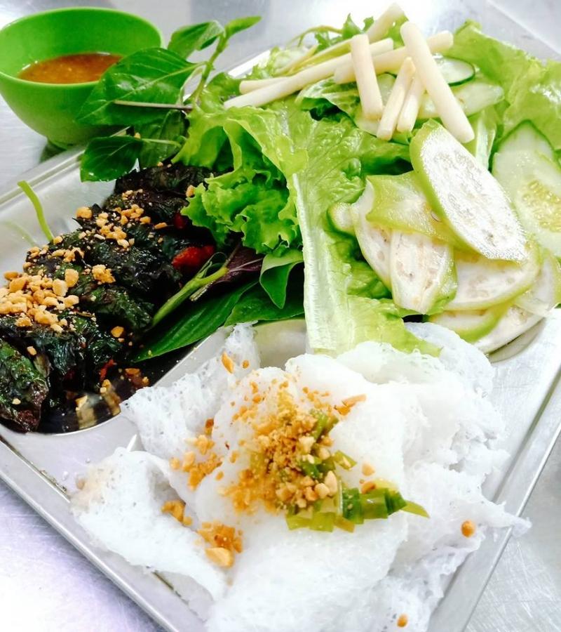 Thanh Vy - Bò Lá Lốt & Gà Nướng